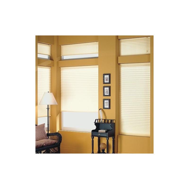 Linen Pleated Shade Curtain Drapery Com