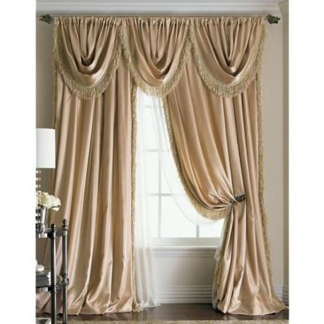 Marcel Tonal Stripe Curtain Draperycom